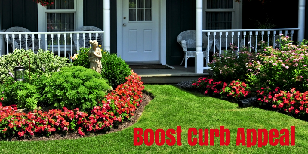 Boost Curb Appeal