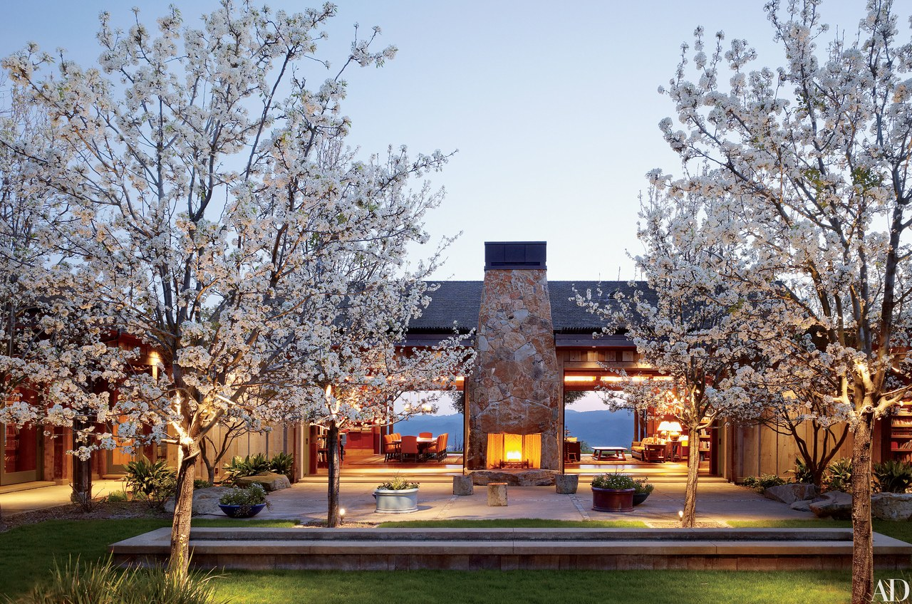 Rustin Wine Country Home
